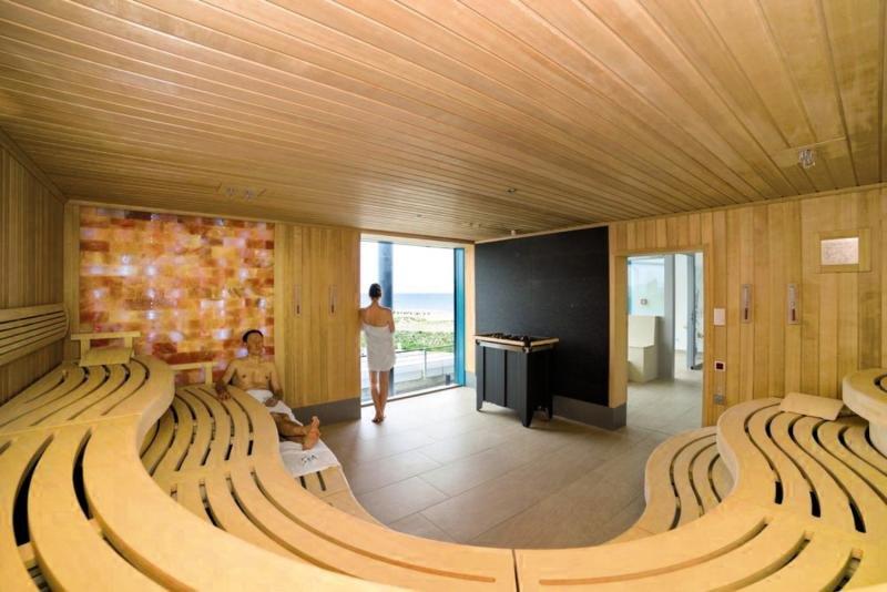 Hotel Neptun Lounge/Empfang
