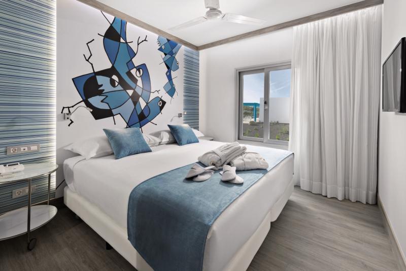 Elba Premium Suites - Erwachsenenhotel Wohnbeispiel