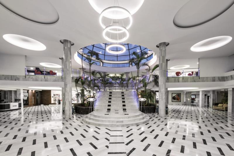Elba Premium Suites - Erwachsenenhotel Lounge/Empfang