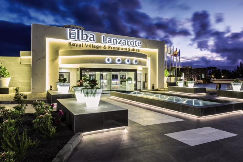 Elba Premium Suites - Erwachsenenhotel Außenaufnahme
