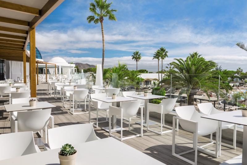 Elba Premium Suites - Erwachsenenhotel Terrasse
