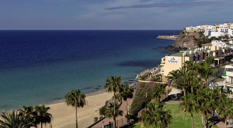Xq El Palacete Strand