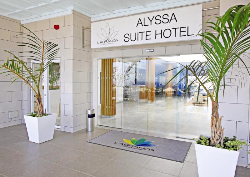LABRANDA Alyssa Suite Hotel Lounge/Empfang