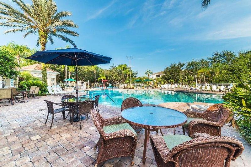 Windsor Palms Resort Terrasse