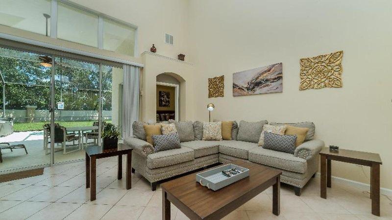 Windsor Palms Resort Lounge/Empfang