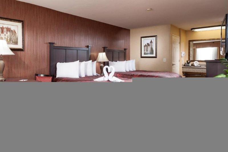 Castle Inn & Suites Wohnbeispiel