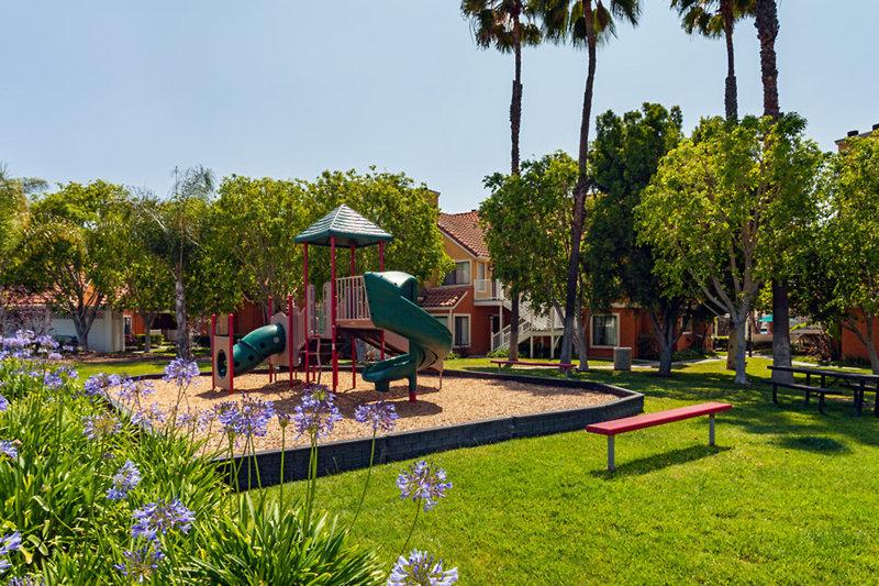 Clementine Hotel & Suites Anaheim  Garten