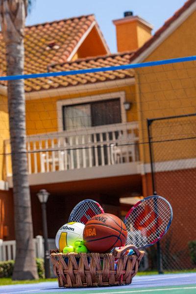 Clementine Hotel & Suites Anaheim  Sport und Freizeit