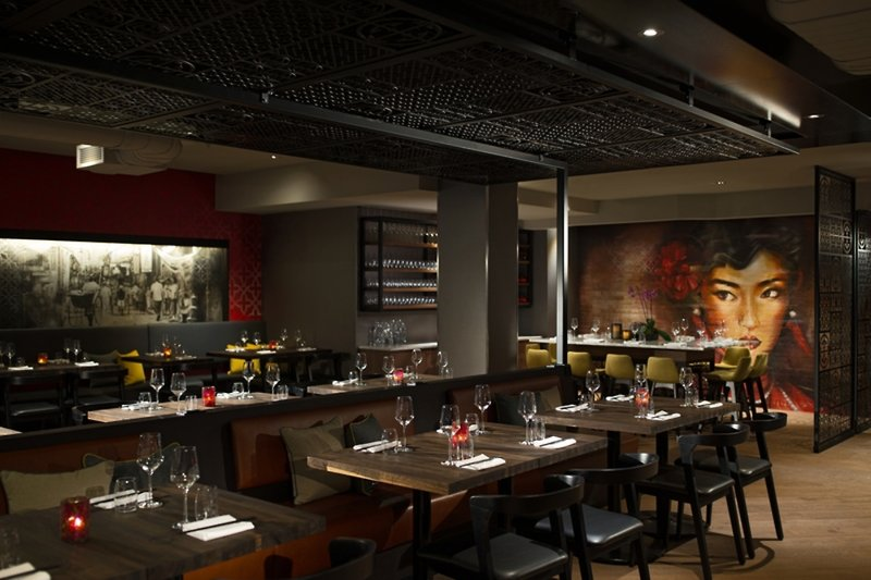 Renaissance Montreal Downtown Restaurant