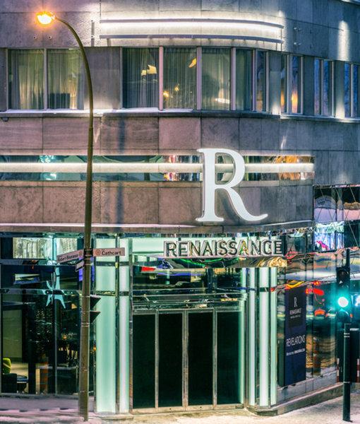 Renaissance Montreal Downtown Lounge/Empfang