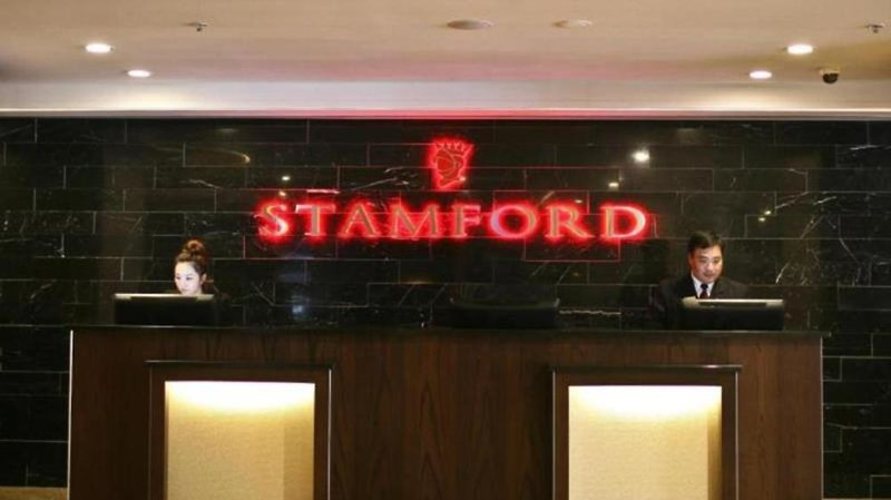 Stamford Plaza Konferenzraum