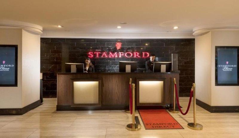 Stamford Plaza Lounge/Empfang