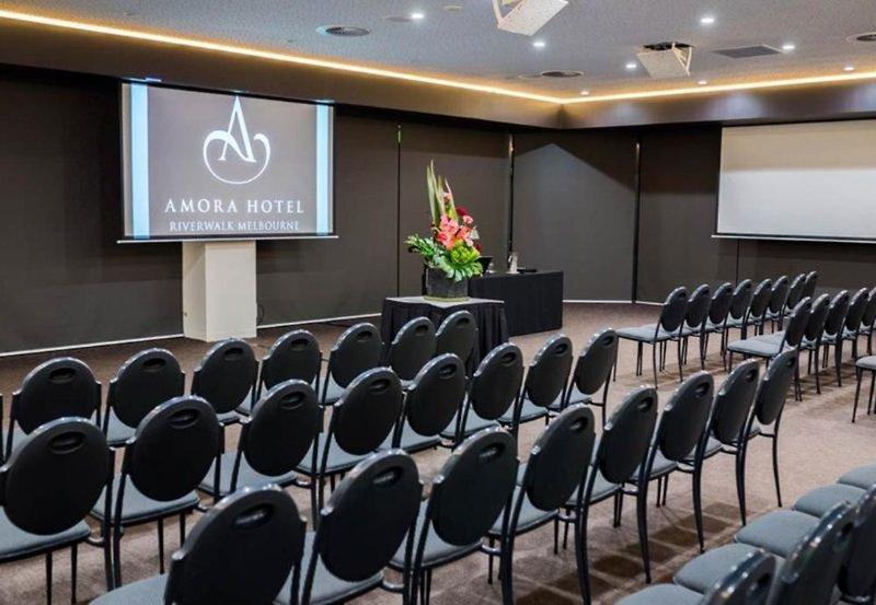 Amora Riverwalk Melbourne Konferenzraum