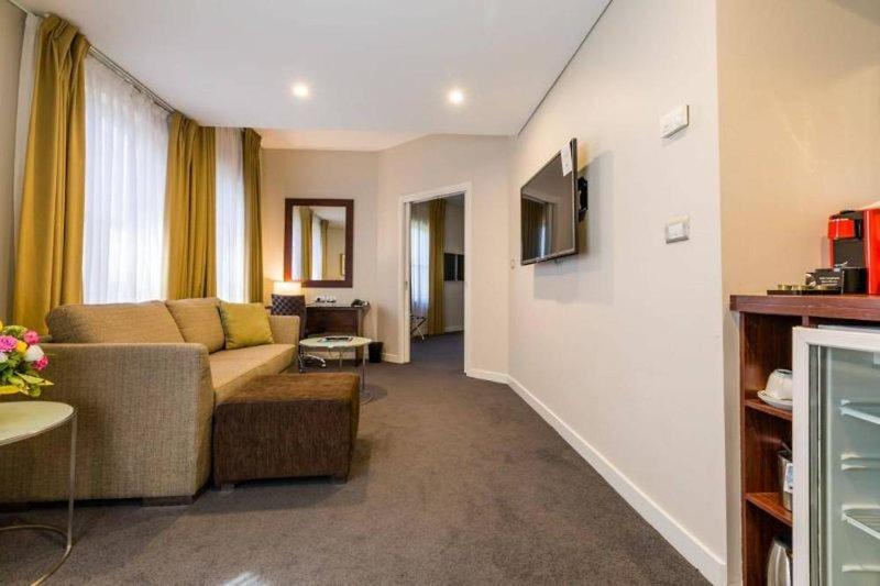 Amora Riverwalk Melbourne Lounge/Empfang