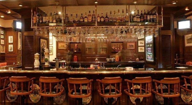 Marine Plaza Bar