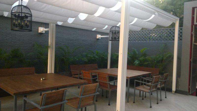 Park Inn by Radisson New Delhi Lajpat Nagar  Terrasse