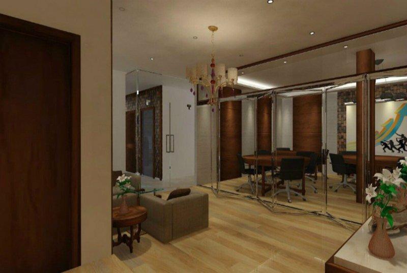Hotel La Suite Lounge/Empfang