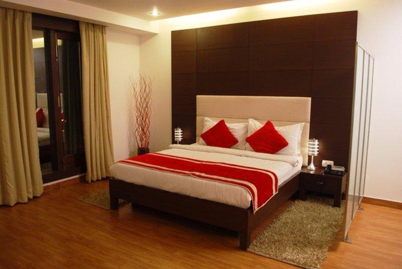 Hotel La Suite Wohnbeispiel
