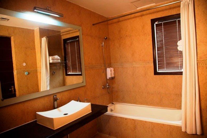 Hotel La Suite Badezimmer