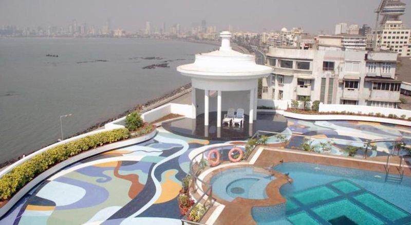 Marine Plaza Außenaufnahme