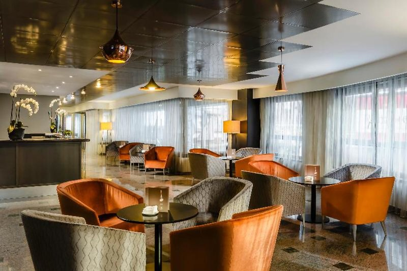 Eurostars Andorra Centre  Lounge/Empfang