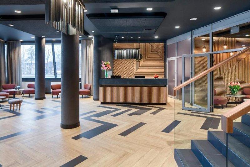 Hotel Aquarion Lounge/Empfang
