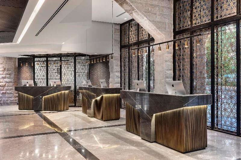 The Inbal Lounge/Empfang
