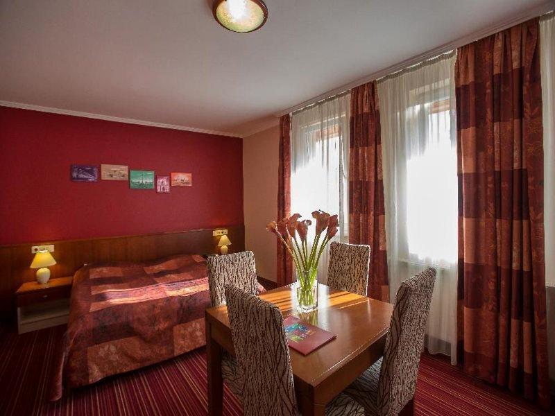 City Hotel Budapest Wohnbeispiel
