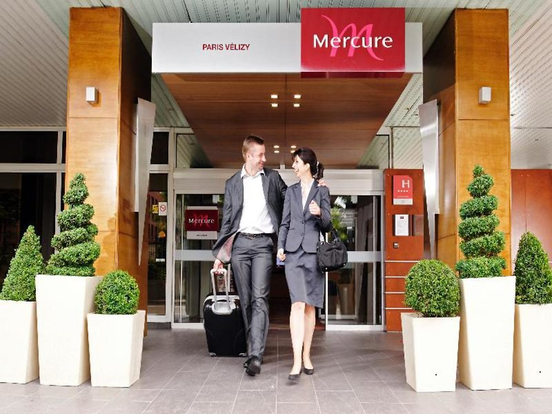 Mercure Paris Velizy Lounge/Empfang
