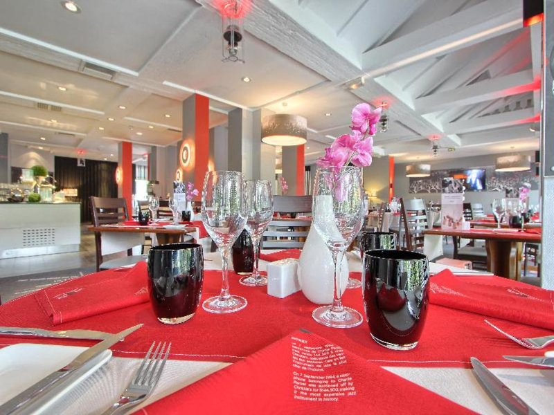 Mercure Paris Velizy Restaurant