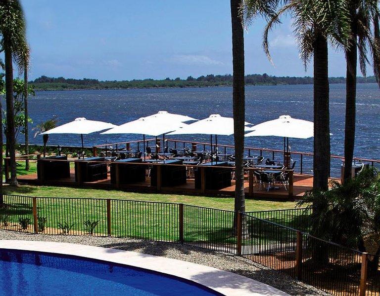 Waters Edge Port Macquarie  Garten