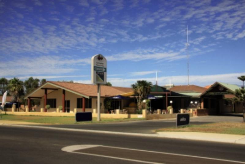 Cervantes Pinnacles Motel Außenaufnahme