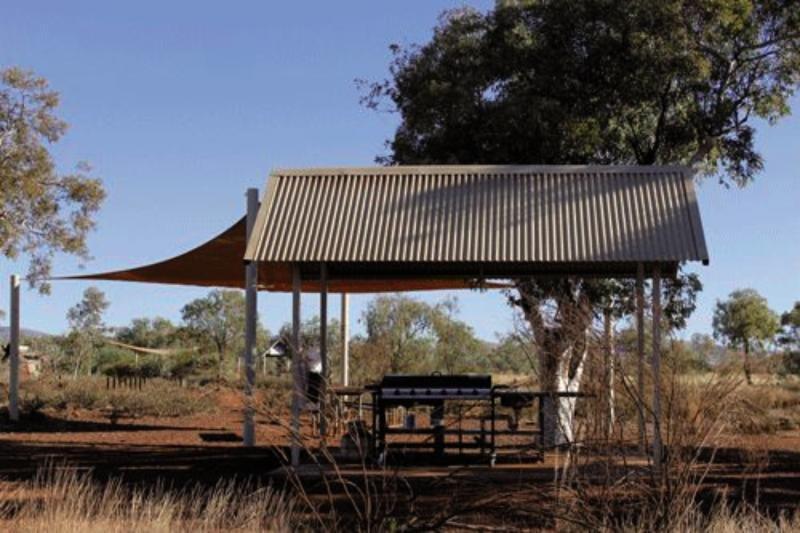 Karijini Eco Retreat Garten