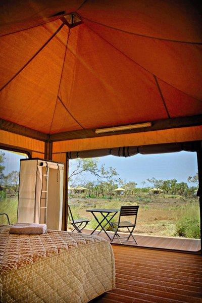 Karijini Eco Retreat Wohnbeispiel