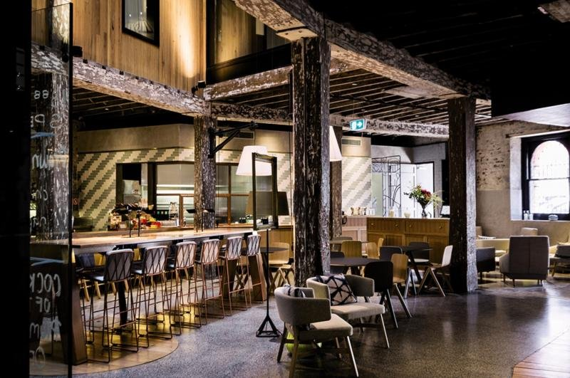 Ovolo 1888 Darling Harbour Lounge/Empfang