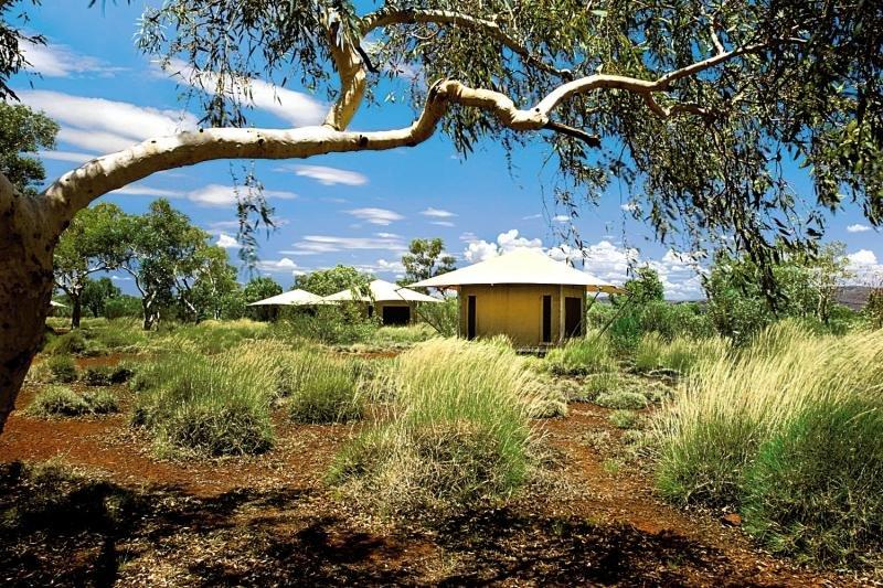 Karijini Eco Retreat Landschaft