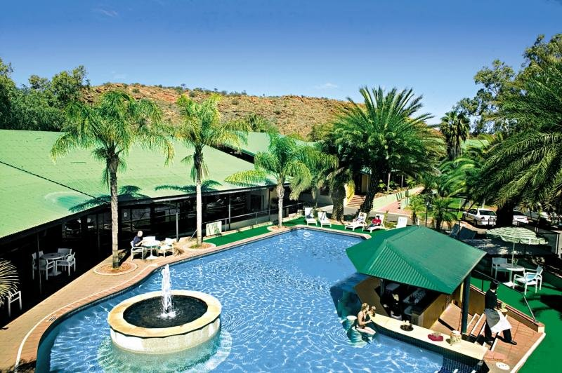 Mercure Alice Springs Resort  Pool