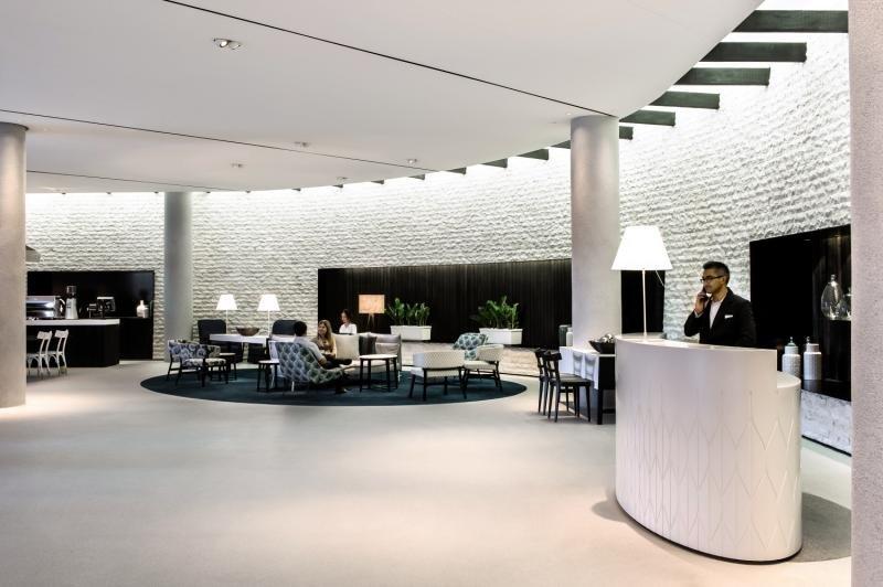 Parkroyal Darling Harbour  Lounge/Empfang