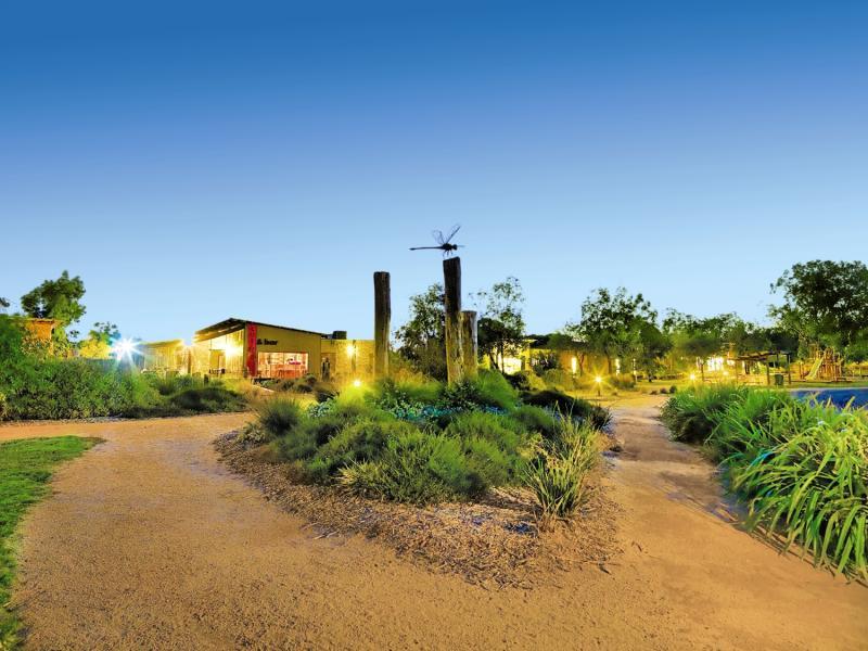 Ramada Resort Phillip Island  Garten