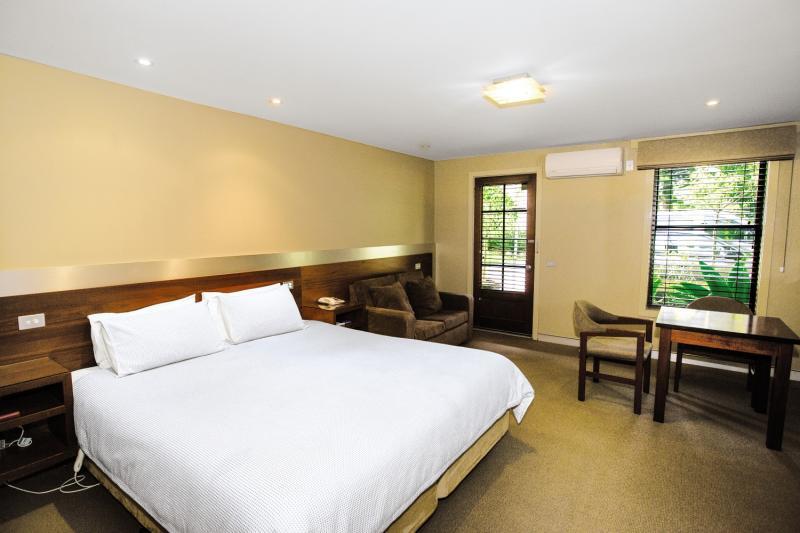 Comfort Inn Port Fairy Wohnbeispiel