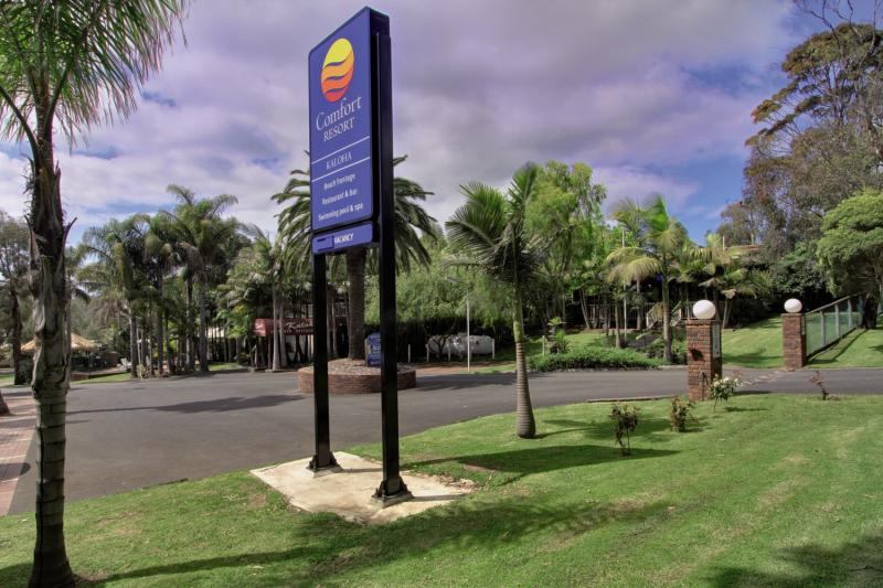 Comfort Resort Kaloha Holiday Resort Garten