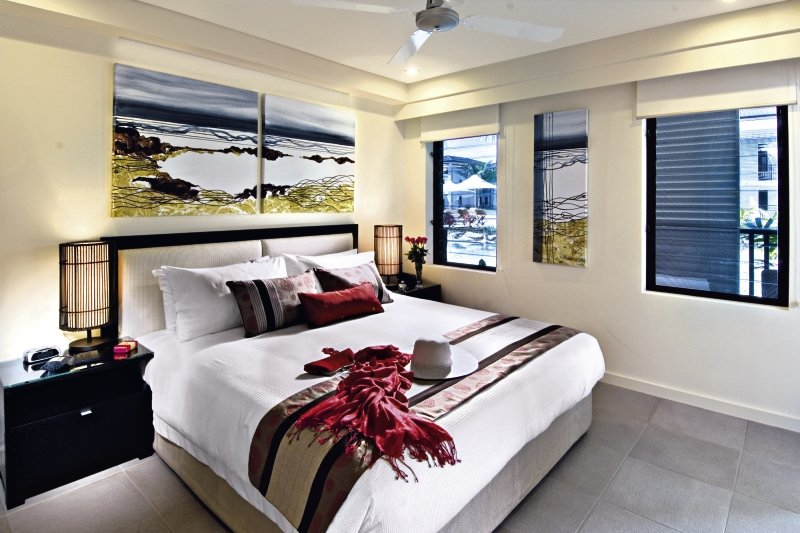 Pullman Port Douglas Sea Temple Resort & Spa Wohnbeispiel