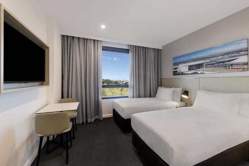 Travelodge Sydney Airport Wohnbeispiel
