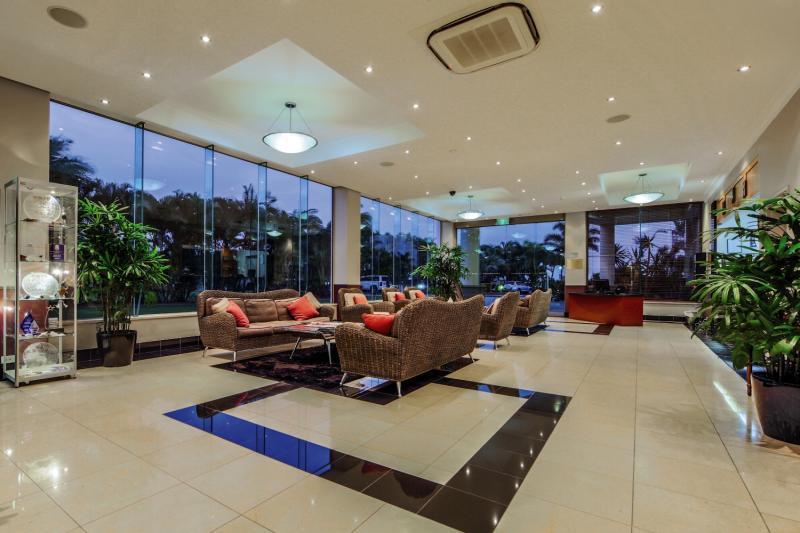 Clarion Mackay Marina Lounge/Empfang