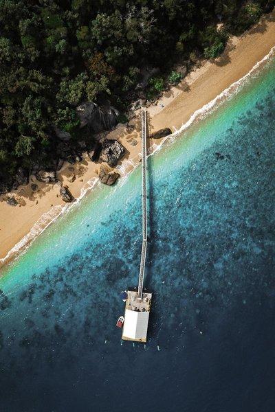Orpheus Island Resort Strand