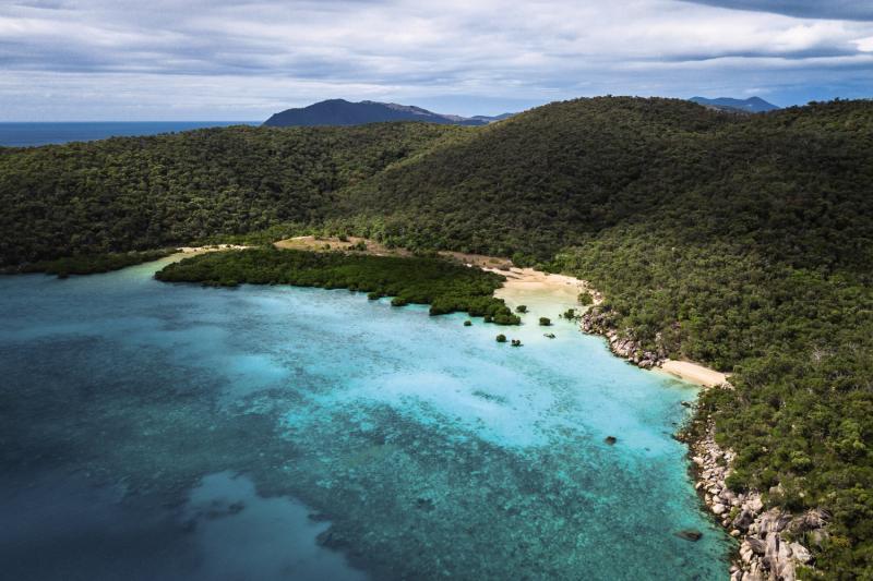 Orpheus Island Resort Landschaft