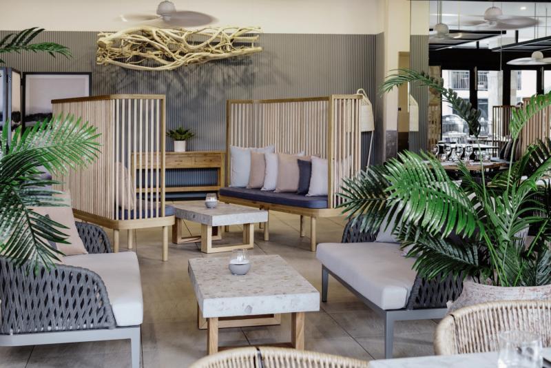 Pullman Port Douglas Sea Temple Resort & Spa Lounge/Empfang