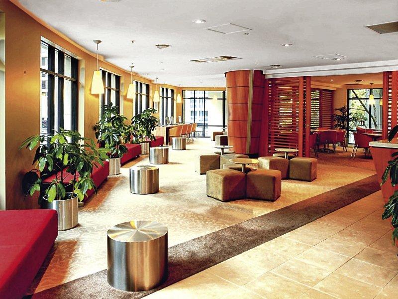 Travelodge Sydney Wentworth Avenue Lounge/Empfang