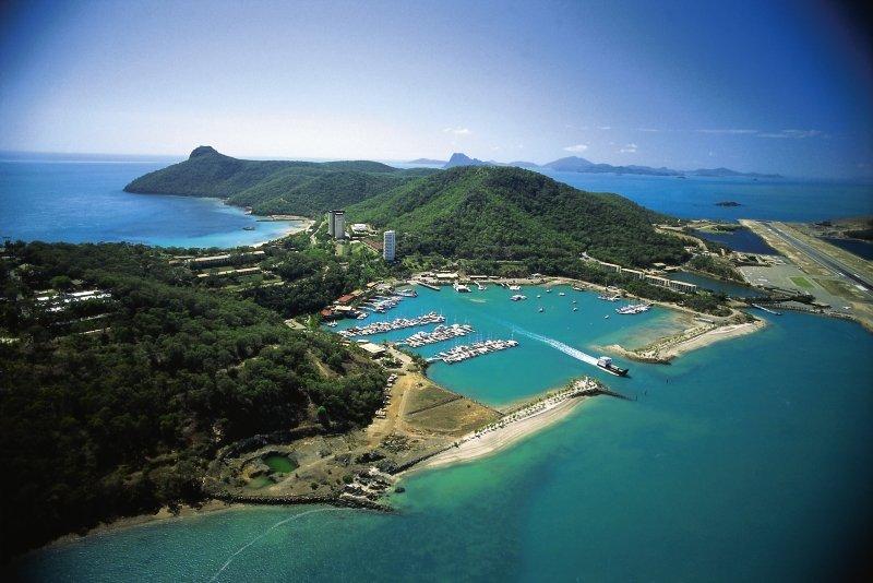 Hamilton Island Reef View Außenaufnahme