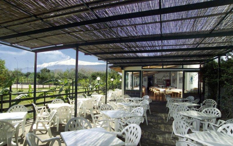 Villaggio Alkantara Außenaufnahme